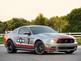 Mustang GT Red Tails 2012 wallpapers