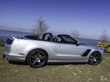 Roush Stage 3 Convertible 2013 wallpapers