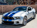 Mustang GT Need For Speed 2014 wallpapers