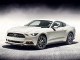 Images of 2015 Mustang GT 50 Years 2014