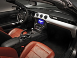 2015 Mustang GT Convertible 2014 images
