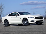 2015 Mustang GT 50 Years 2014 images
