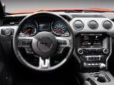 Photos of 2015 Mustang GT 2014