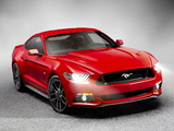 Pictures of 2015 Mustang GT 2014