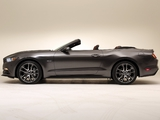 Pictures of 2015 Mustang GT Convertible 2014