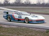Mustang GTP 1983 photos
