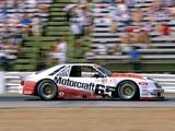 Photos of Mustang Race Car 1985