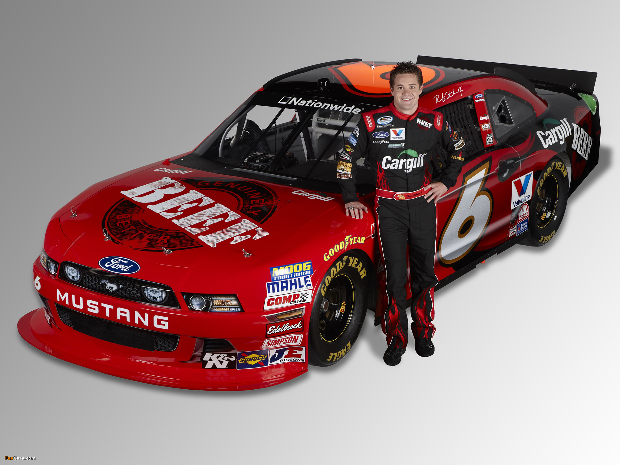 Pictures of Mustang NASCAR Nationwide Series Race Car 2010 ...