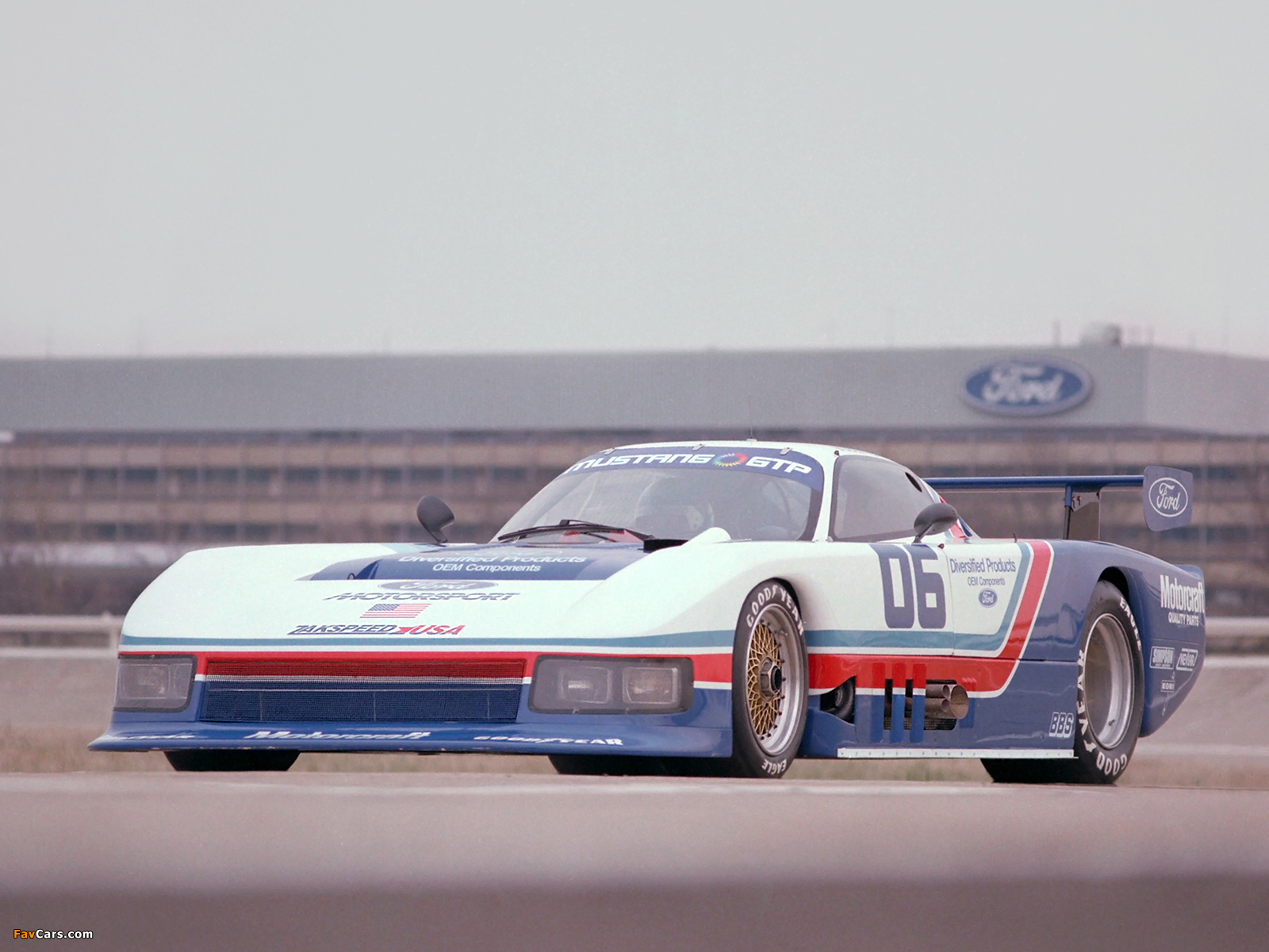 Pictures of Mustang GTP 1983 (1600 x 1200)