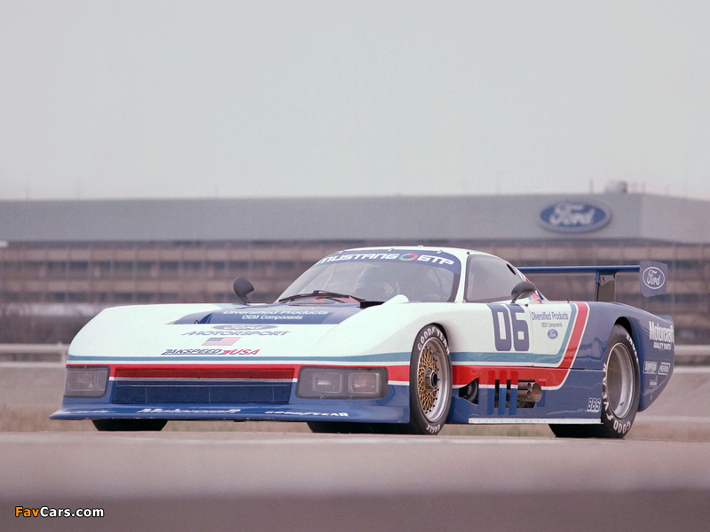 Pictures of Mustang GTP 1983 (800 x 600)