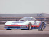 Pictures of Mustang GTP 1983