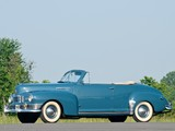 Nash Ambassador Custom Convertible 1948 images