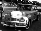 Pictures of Nash Ambassador Indy 500 Pace Car 1947