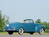 Nash Ambassador Custom Convertible 1948 wallpapers