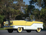 Images of Nash Metropolitan Convertible 1956–61