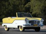 Nash Metropolitan Convertible 1956–61 photos