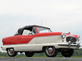 Nash Metropolitan Convertible 1956–61 wallpapers