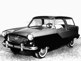 Nash Metropolitan Station Wagon Concept 1960 photos