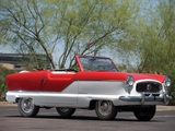 Photos of Nash Metropolitan Convertible 1956–61