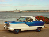 Pictures of Nash Metropolitan 1953–61