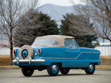 Pictures of Nash Metropolitan Convertible 1956–61