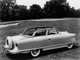 Images of Nash Rambler Custom Convertible Landau Airflyte 1951–52