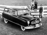 Nash Rambler Custom Wagon 1951–52 pictures