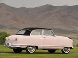 Photos of Nash Rambler Custom Convertible Landau 1951–