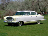 Nash Statesman Custom 1955– wallpapers