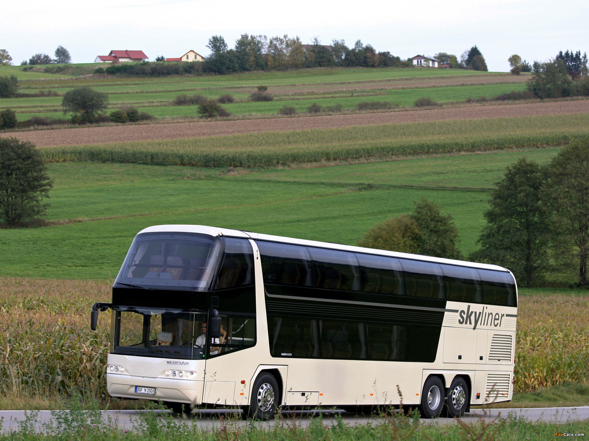 Images of Neoplan Skyliner L 2007 (2048 x 1536)