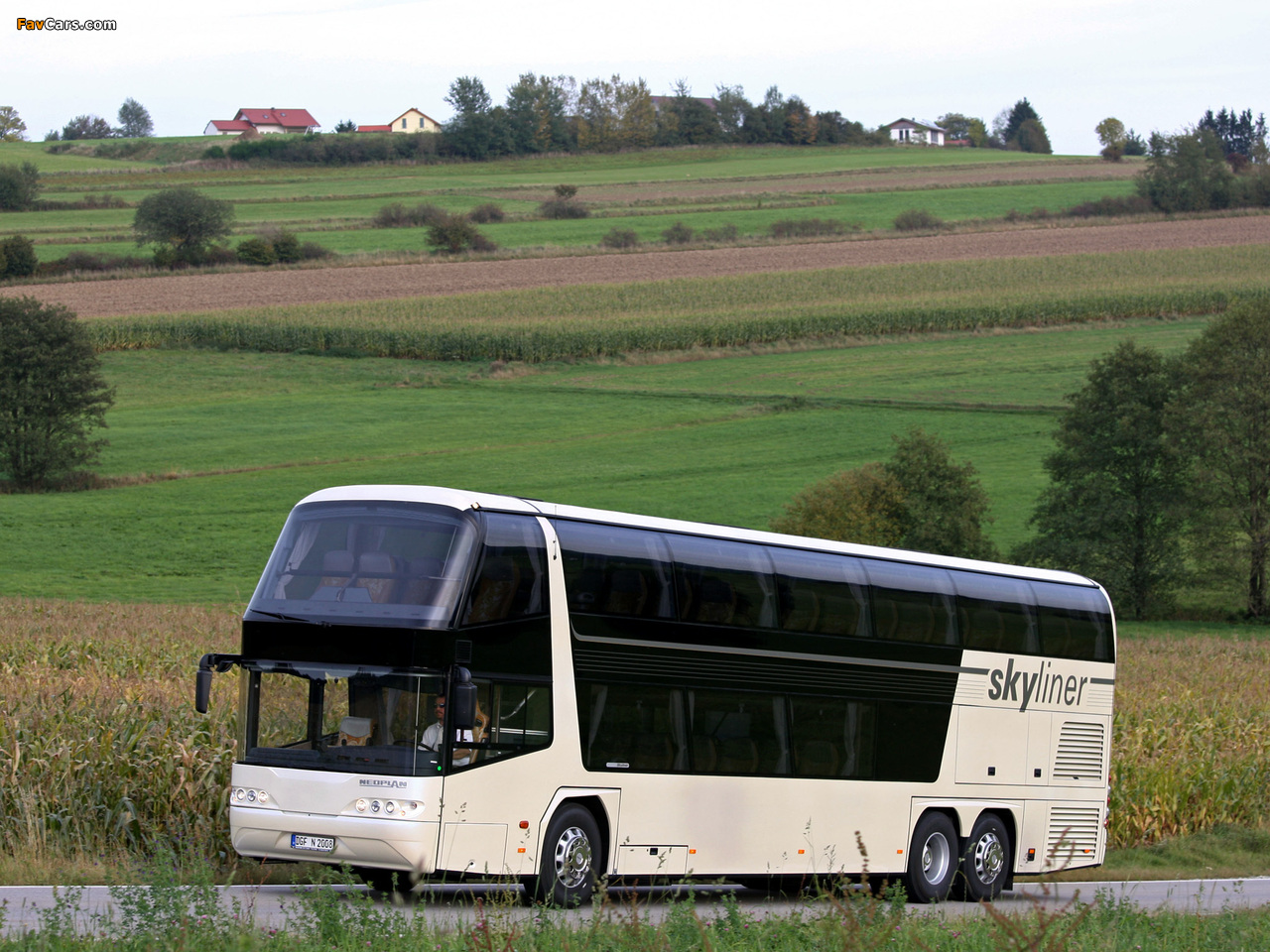 Images of Neoplan Skyliner L 2007 (1280 x 960)
