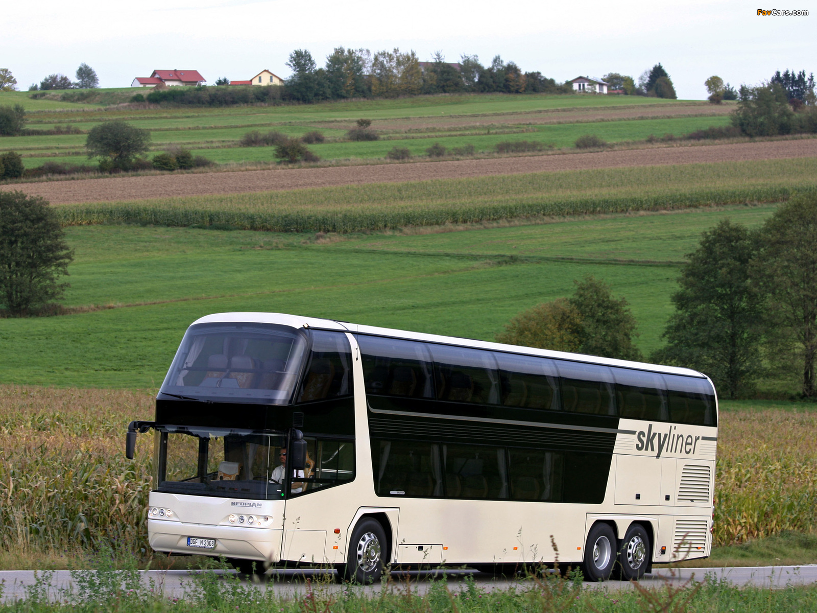 Images of Neoplan Skyliner L 2007 (1600 x 1200)