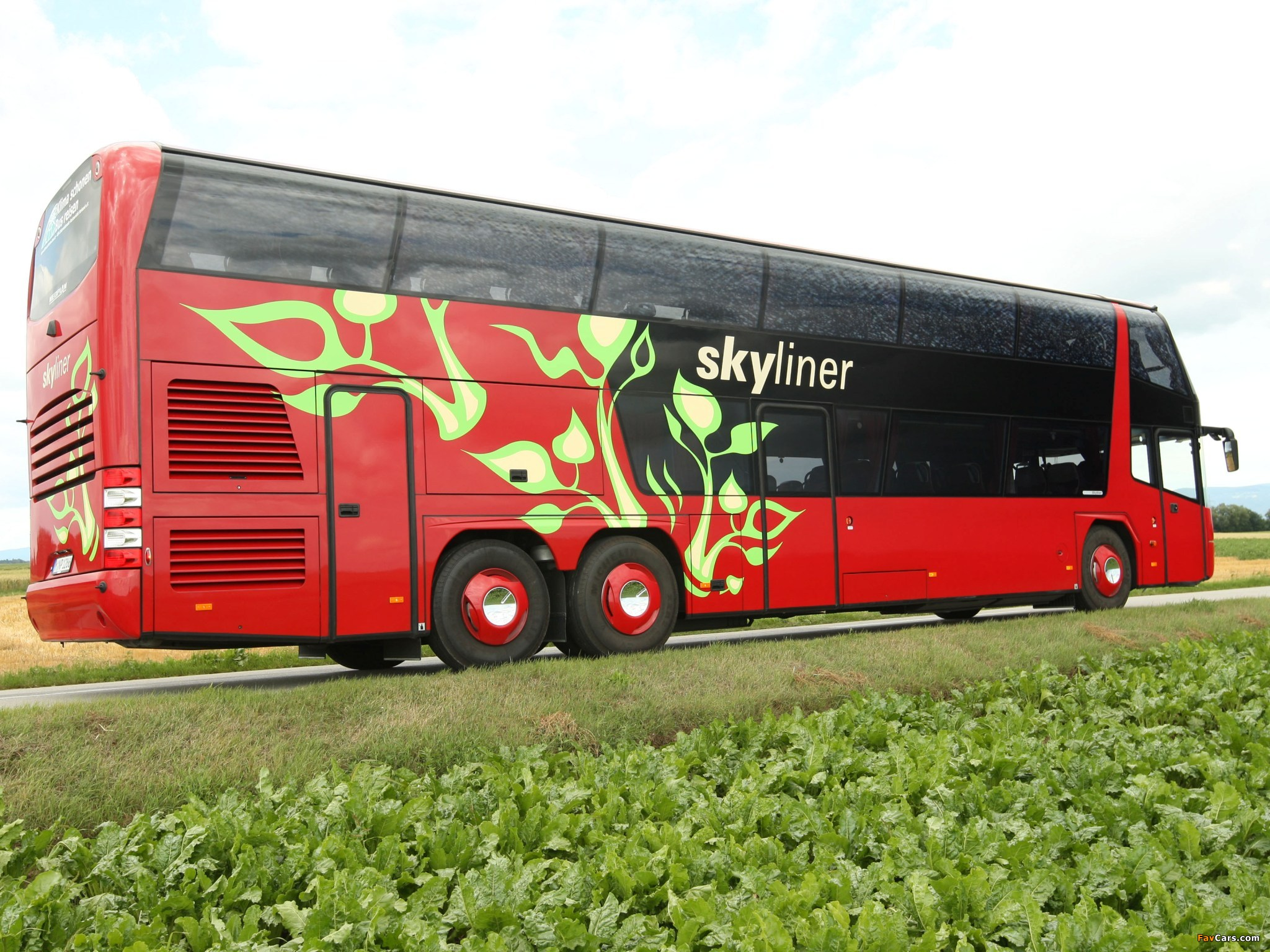 Neoplan Skyliner L 2007 wallpapers (2048 x 1536)