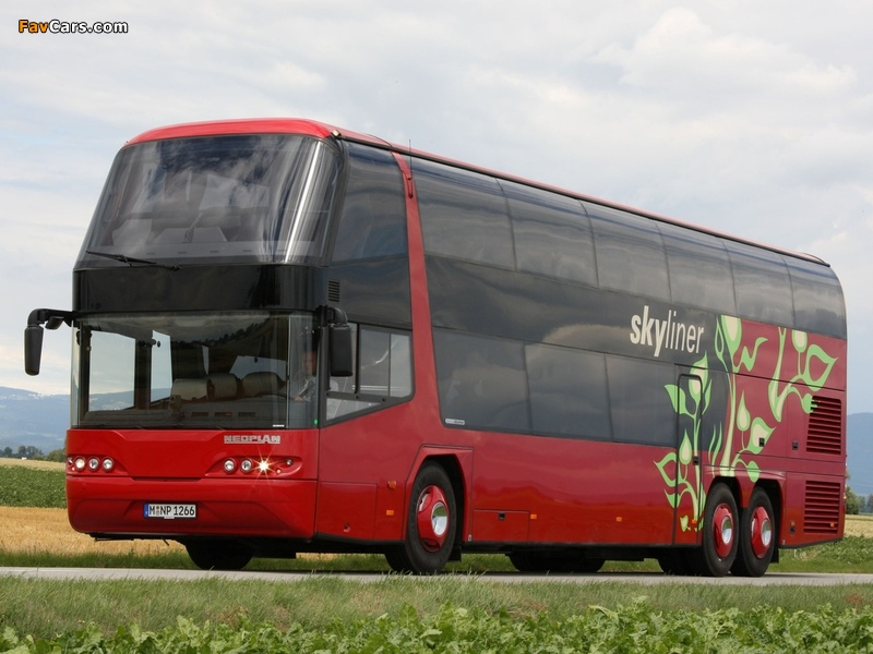 Pictures of Neoplan Skyliner L 2007 (800 x 600)