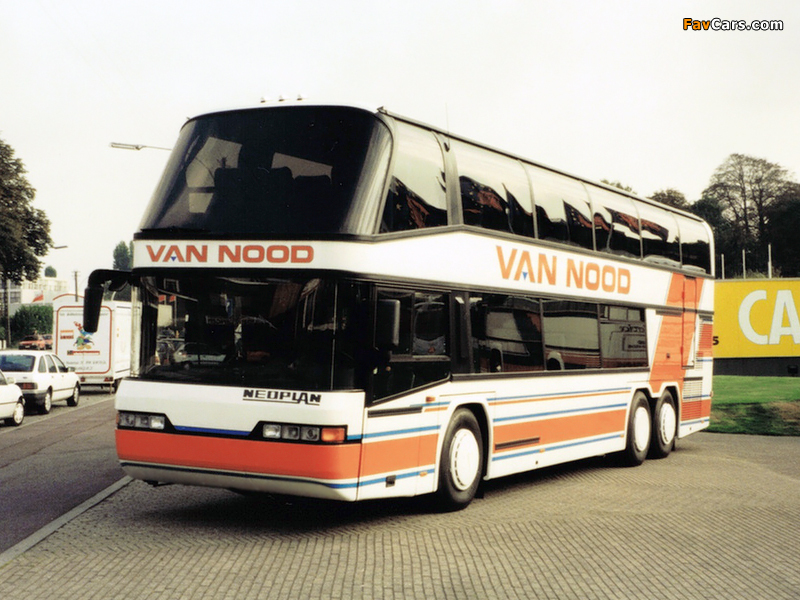 Neoplan Skyliner (N122/3) 1993–2000 wallpapers (800 x 600)