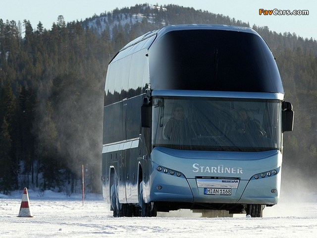 Neoplan Starliner SHD 2005 pictures (640 x 480)