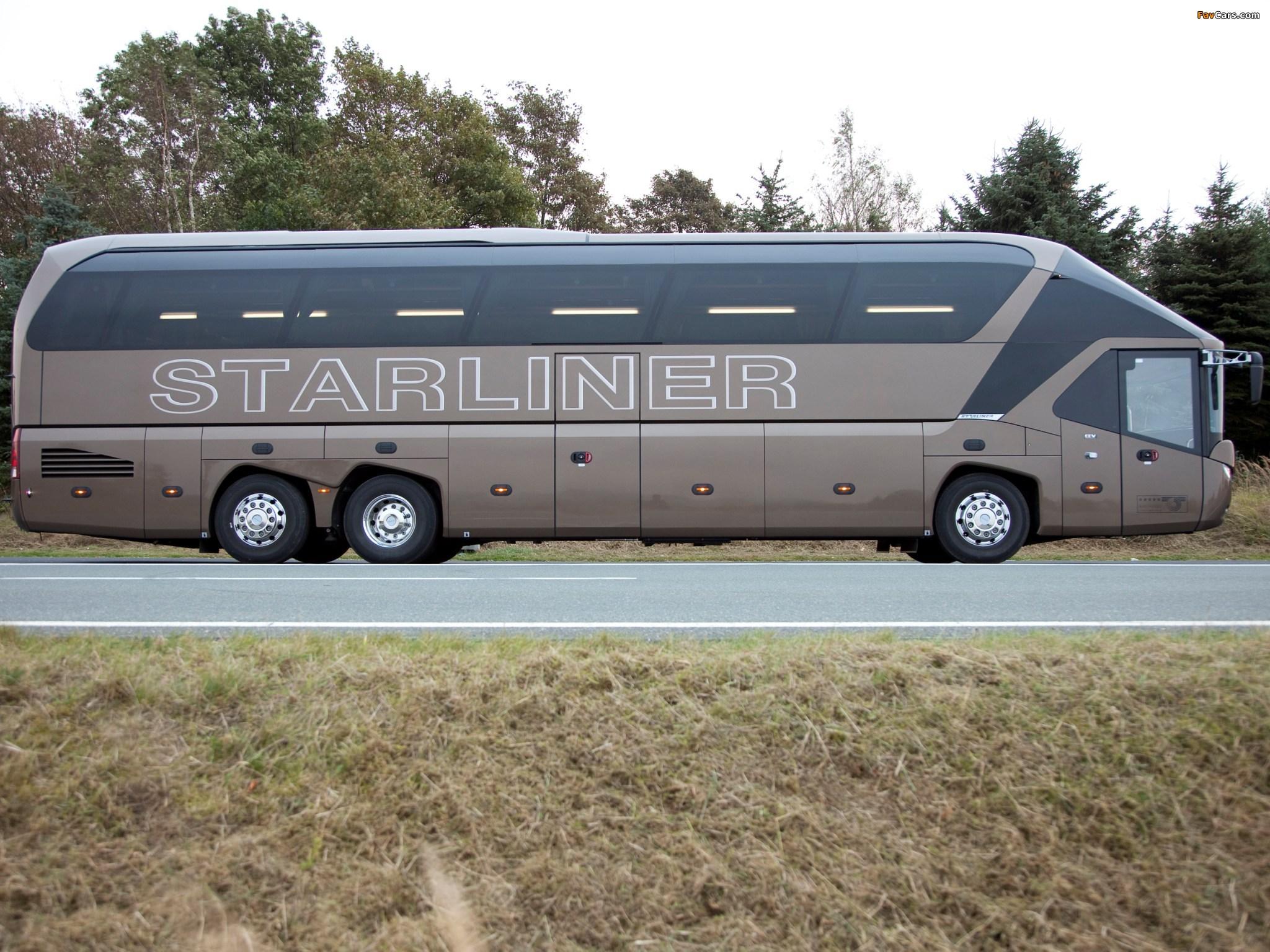 Neoplan Starliner SHD L 2009 photos (2048 x 1536)