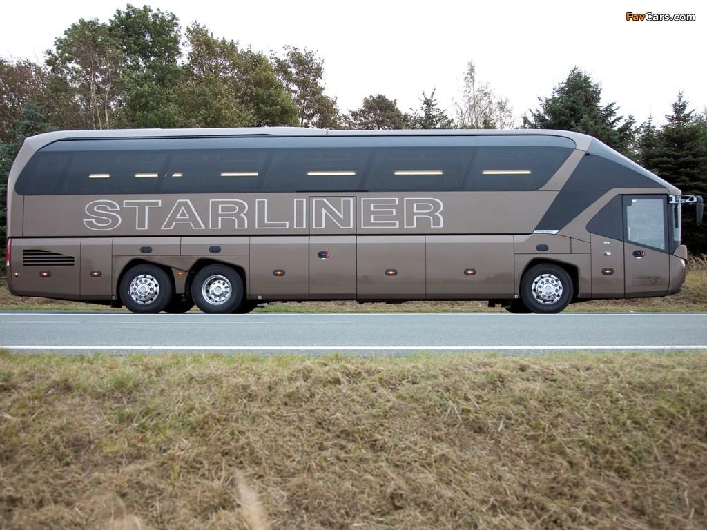 Neoplan Starliner SHD L 2009 photos (1024 x 768)