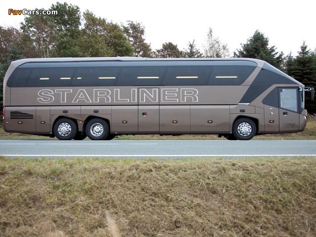 Neoplan Starliner SHD L 2009 photos (640 x 480)