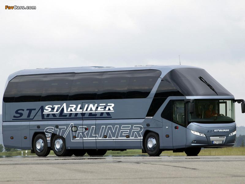 Neoplan Starliner SHD L 2006–09 wallpapers (800 x 600)