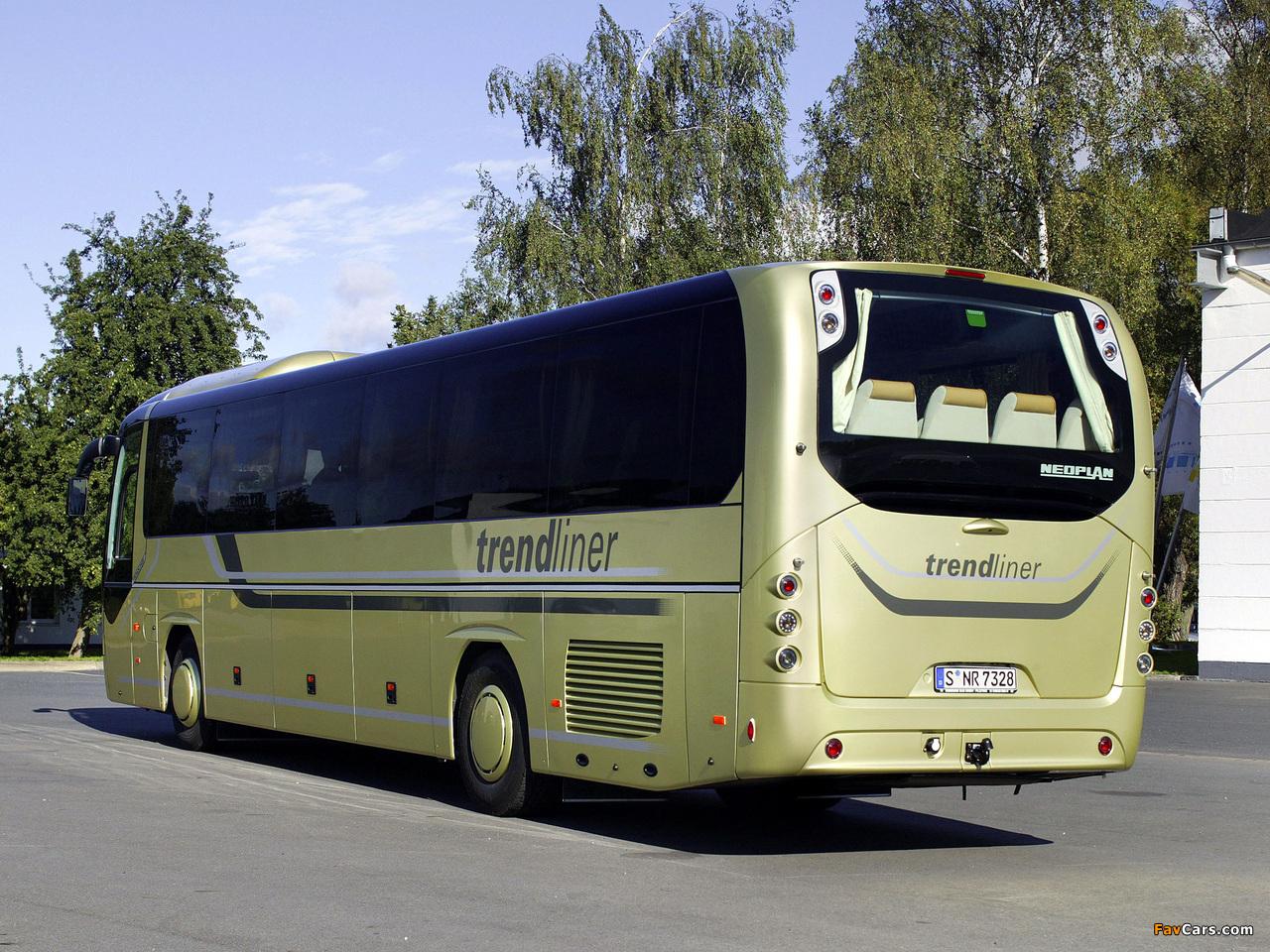 Photos of Neoplan Trendliner U 2006 (1280 x 960)