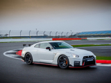 Images of Nissan GT-R Nismo UK-spec (R35) 2017