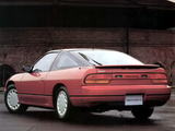 Nissan 180SX Type II (RS13) 1989 pictures
