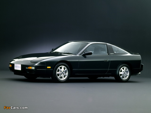 Nissan 180SX (S13) 1991–96 pictures (640 x 480)
