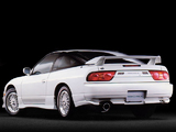 Nissan 180SX Type X Sport Package (RPS13) 1996–99 images