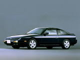 Photos of Nissan 180SX (S13) 1991–96