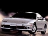 Photos of Nissan 180SX Type X (RPS13) 1996–99