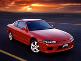 Nissan 200SX (S15) 1999–2002 wallpapers