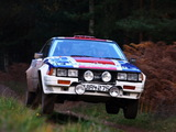 Nissan 240RS Group B Rally Car photos