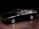 Images of Nissan 240SX Convertible by ASC (S13) 1992–93